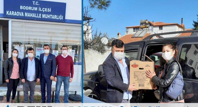 DEVA Bodrum'dan içleri ısıtan kampanya