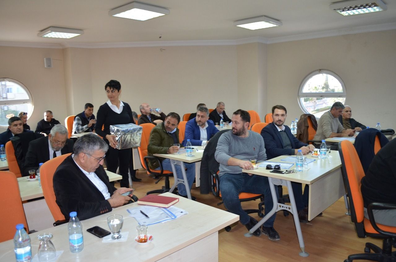 Didim Belediye meclisi 2020'nin ilk toplantısını yaptı
