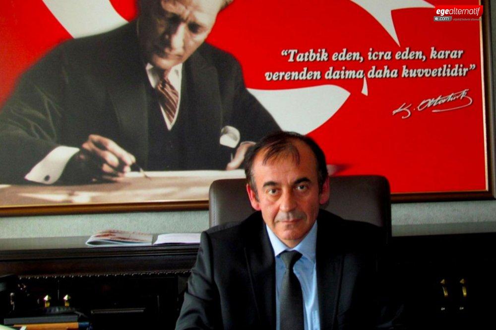 'Doğrudur, Atatürk yüzünden gitti kaymakam bey!'