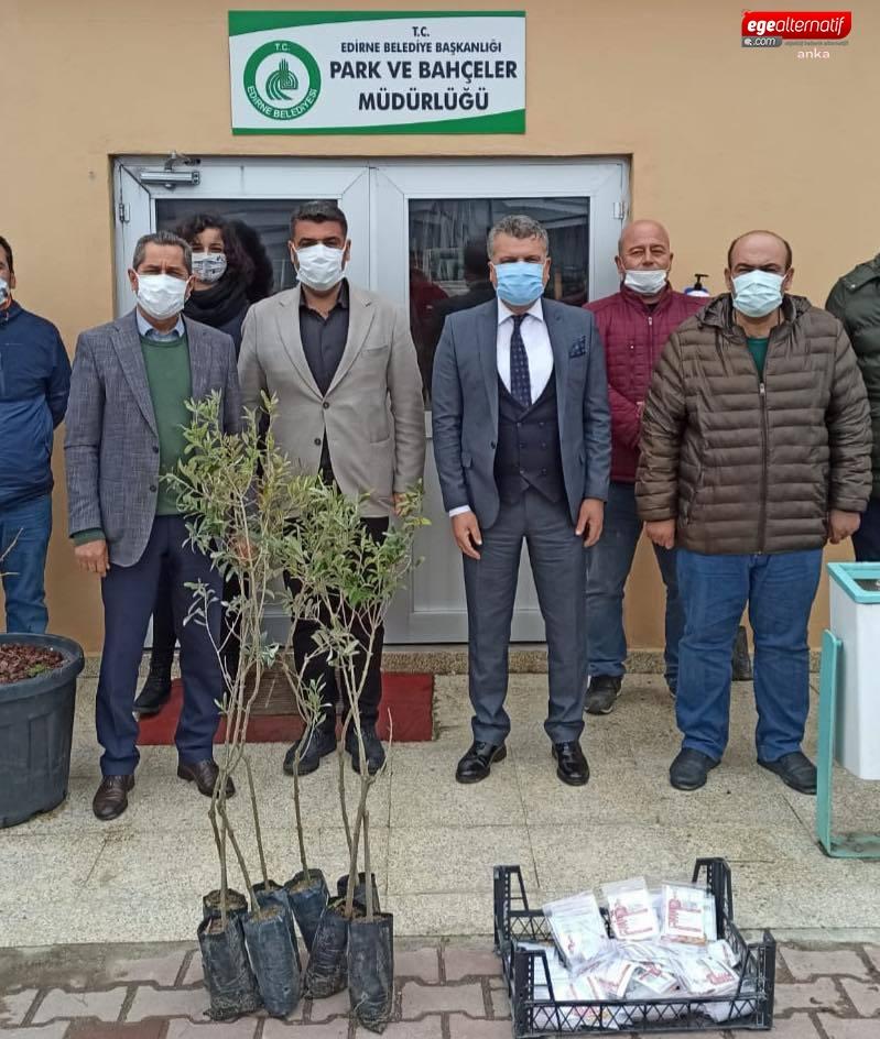 "Edremit'te  ""Cumhuriyet Çiftlikleri"