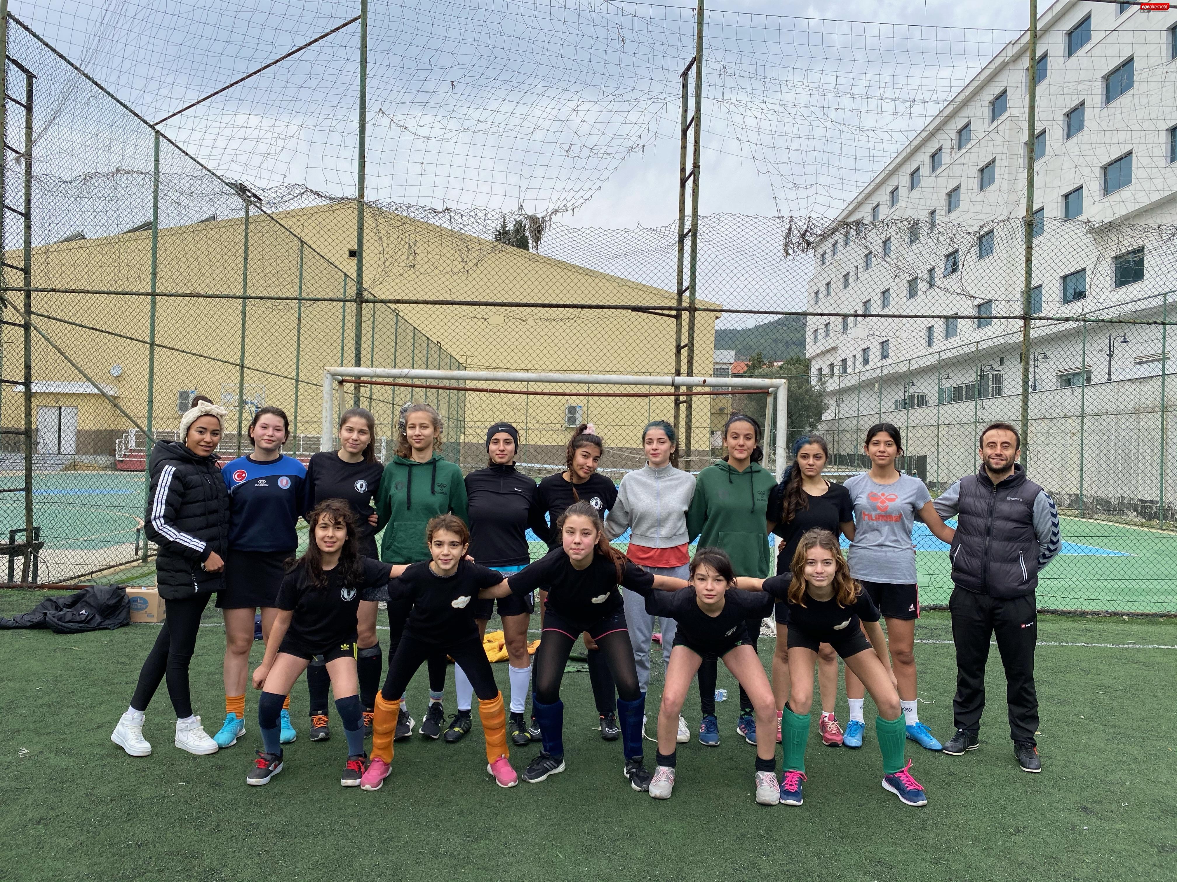 Ege Yıldızları Başkanı Serkan Şen, Spor'da alt yapının önemini vurguladı
