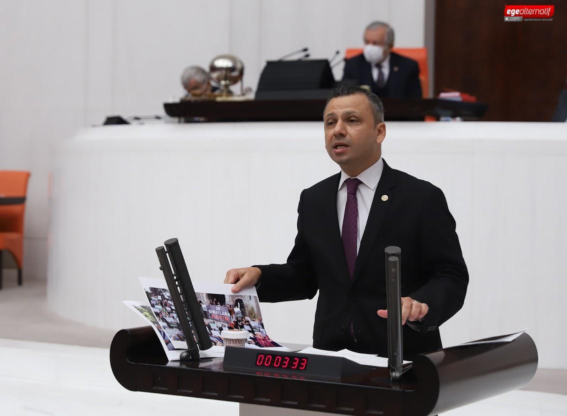 """Erbay: """"Muğla'yı öldüren projelere derhal son verin"""