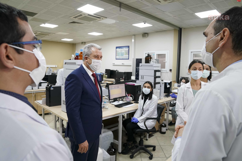 EÜ'nün koronavirüs aşısı hayvan deneylerinde başarılı oldu