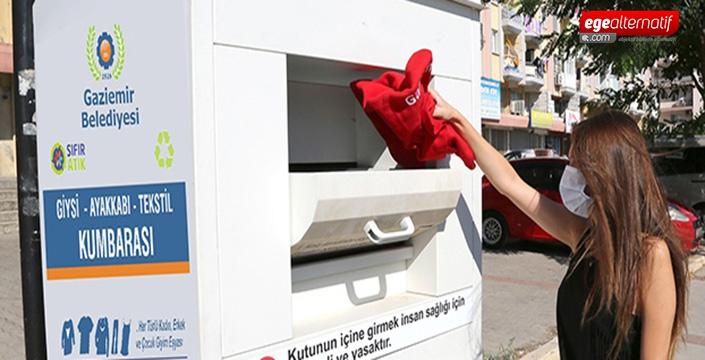 Gaziemir'de kumbaradan 140 bin lira çıktı!