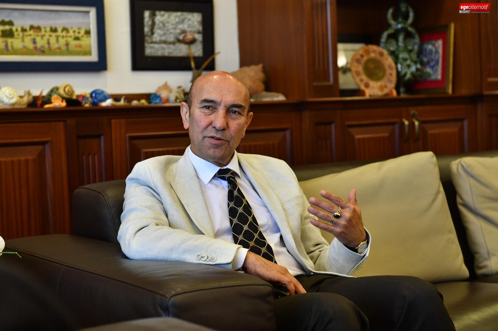 """""""Görevimiz, İzmirlinin hakkını ve kentin itibarını korumaktır"""""""