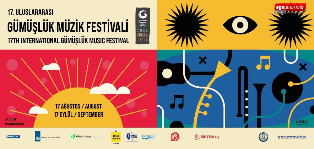 Gümüşlük Müzik Festivali Sona Erdi