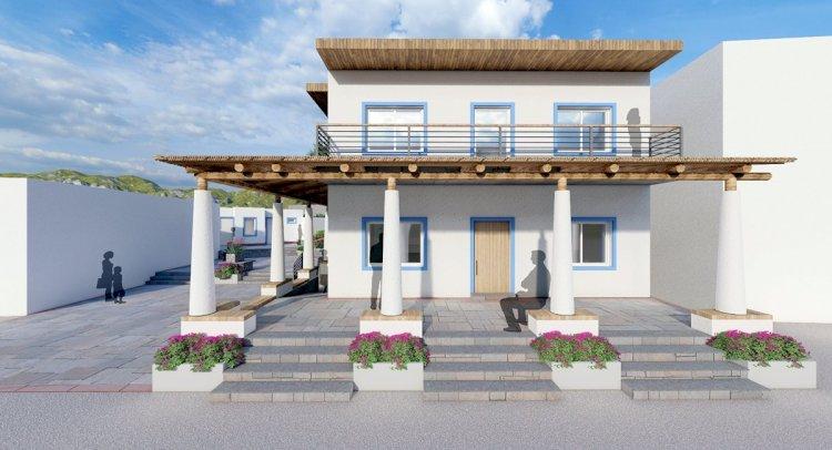 Gündoğan Mahallesi'ne yeni hizmet binası