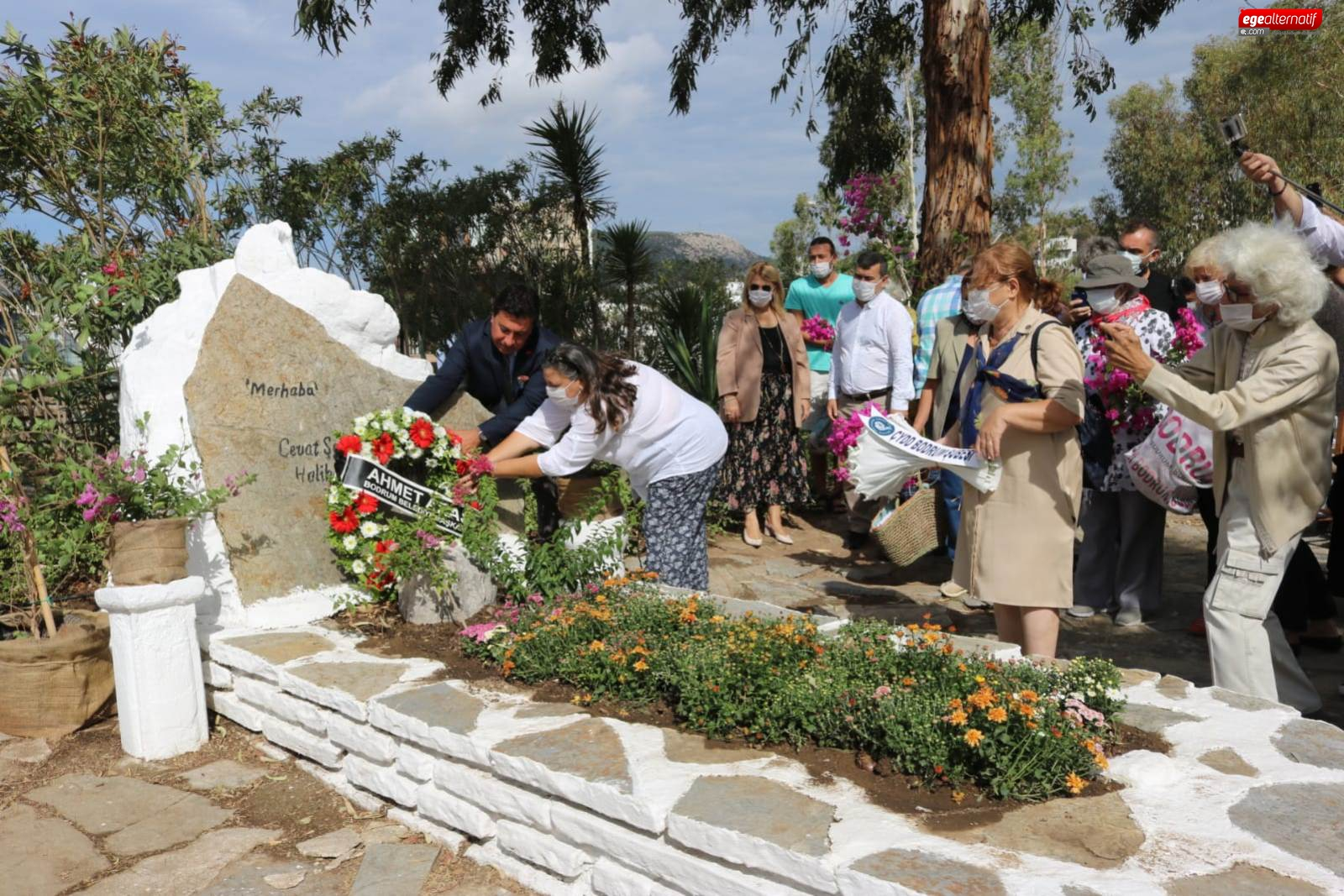 Halikarnas Balıkçısı, 47'nci ölüm yıl dönümünde anıldı