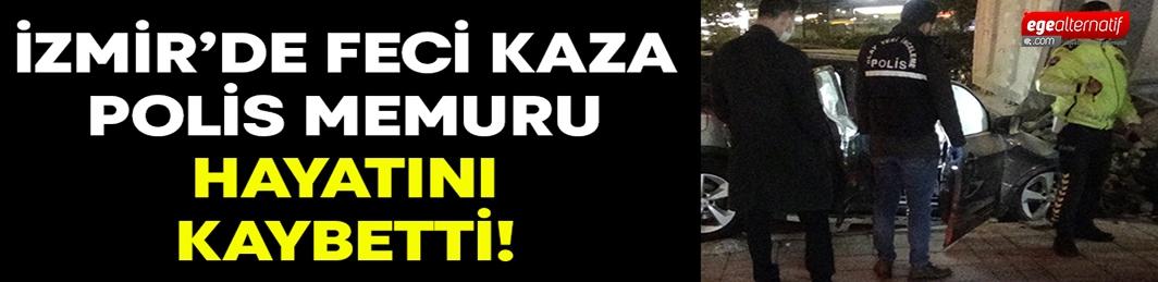 İzmir'de feci kaza: Ölü ve yaralılar var!