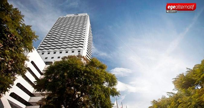 İzmir Hilton Otel kapanıyor..