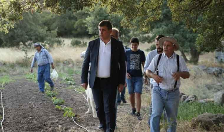 Karşıyaka'da tarımsal kalkınma hareketi başlıyor