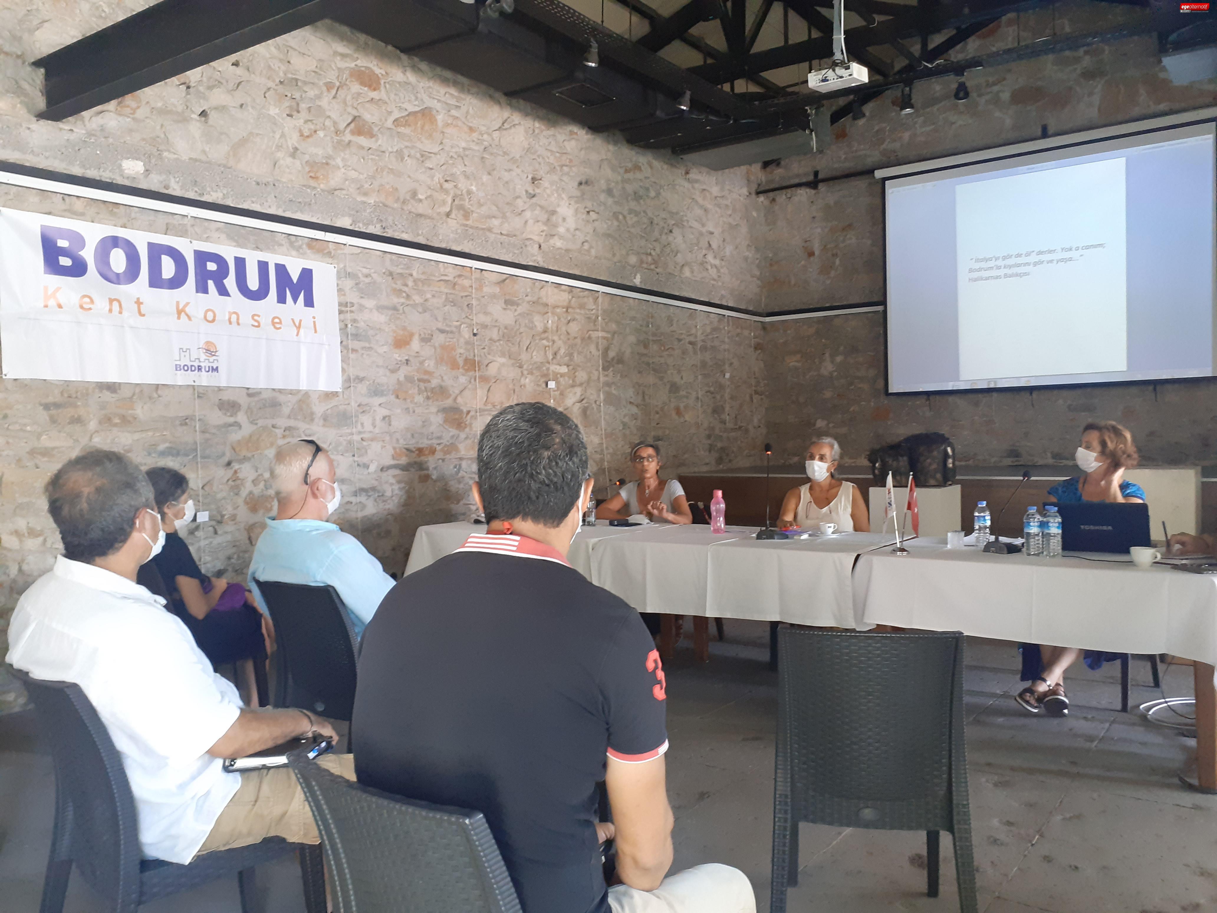 Kent Konseyi: Bodrum Belediyesi kıyı işgallerine sessiz kaldı