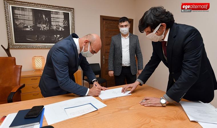 Kentsel dönüşüm için imzalar atıldı