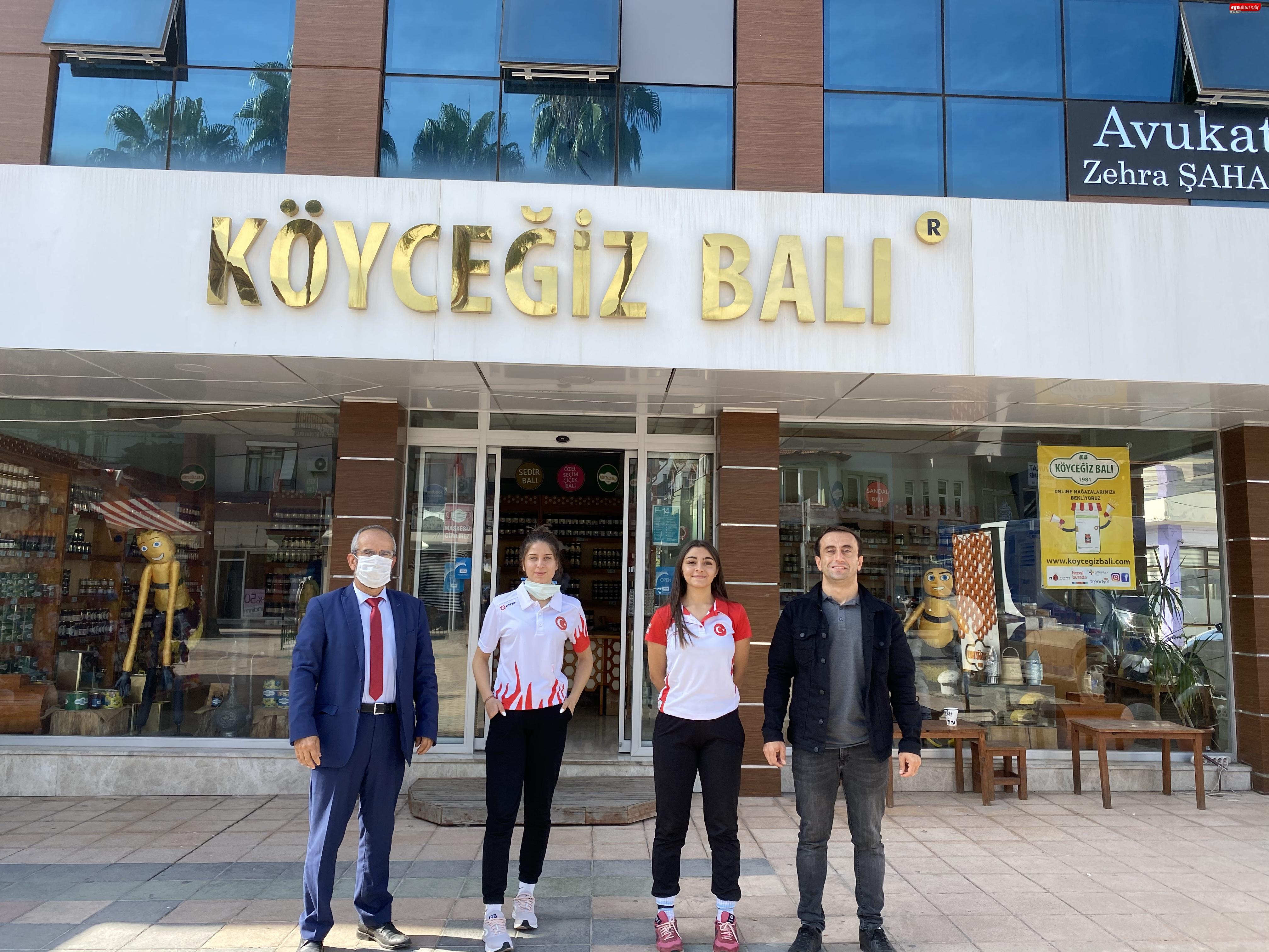 Köyceğiz Balı Spor Kulübü Süper Lig'de!