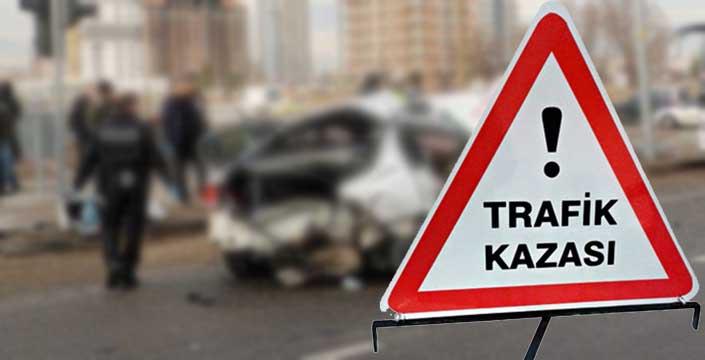 Manisa'da feci kaza:yaralı
