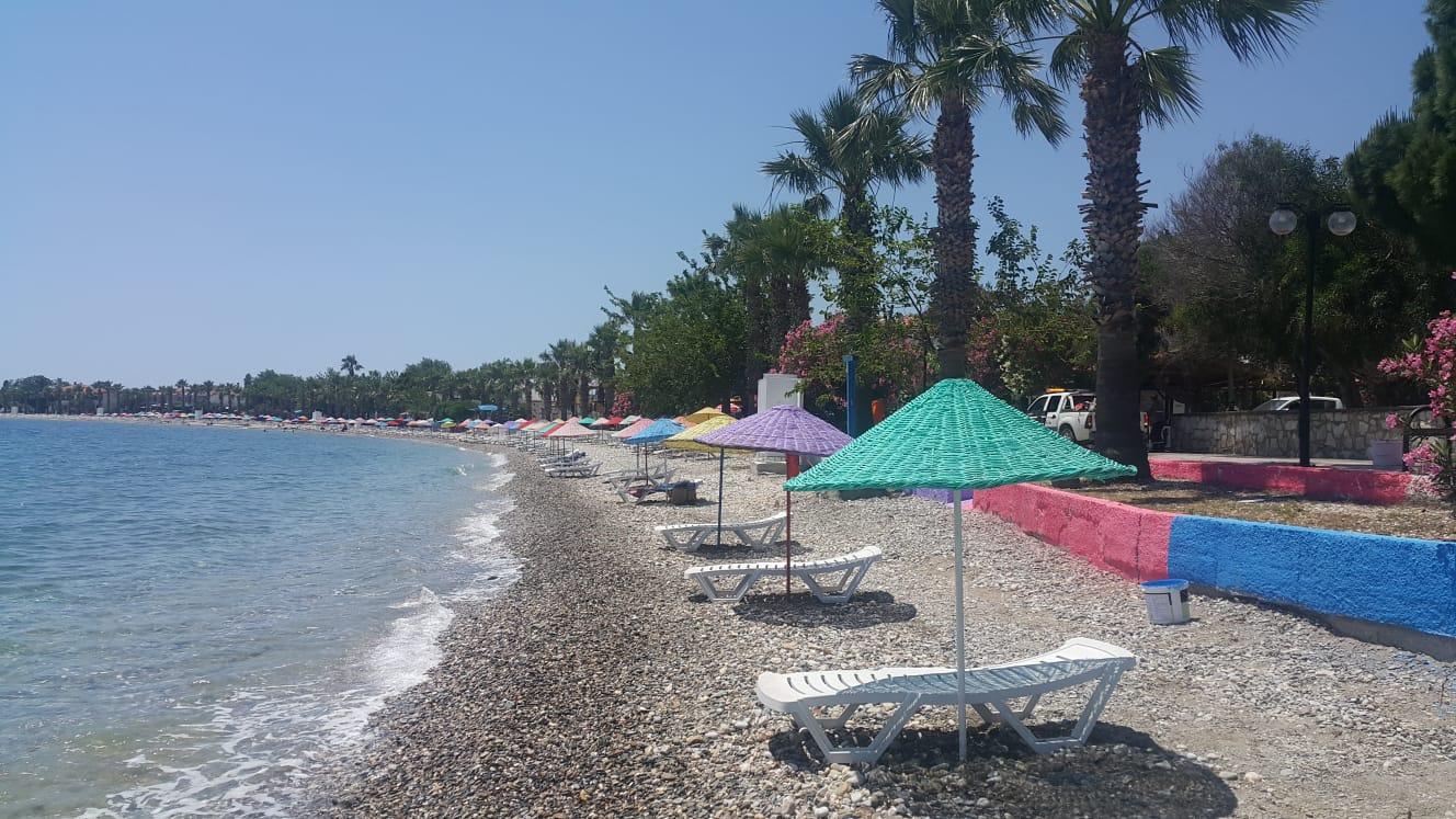 Milas'ta sahiller sezona hazır!