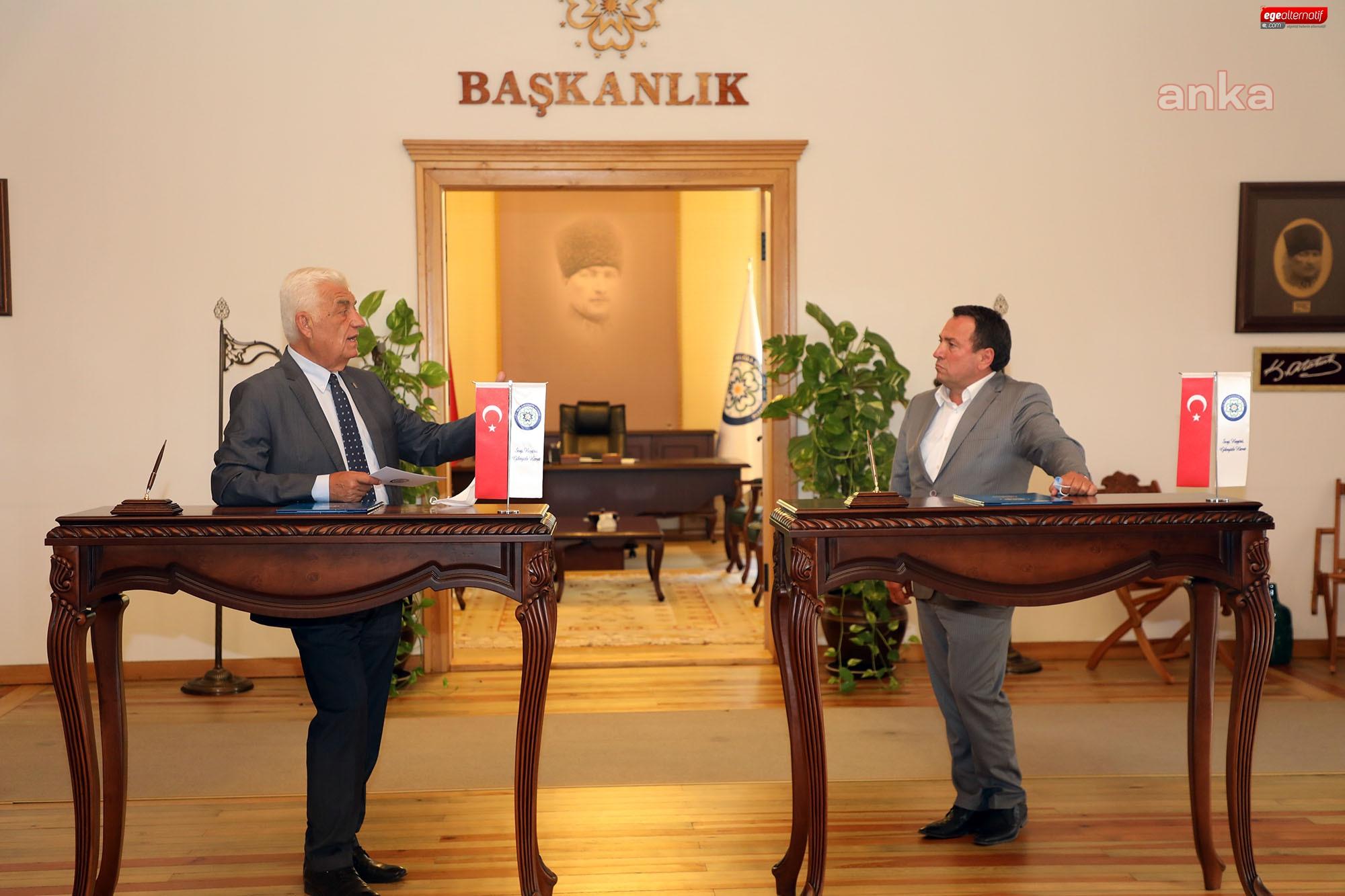Muğla Büyükşehir'den Fethiye'ye 54 milyonluk yatırım daha