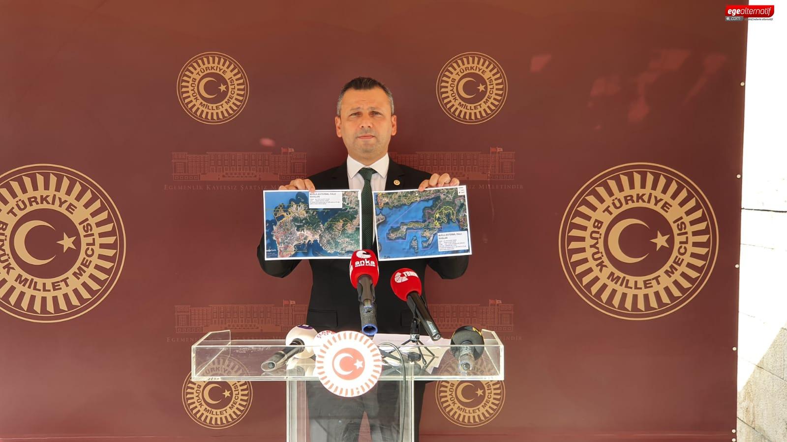 Muğla'da 32 JES saha ihalesi iptal edildi