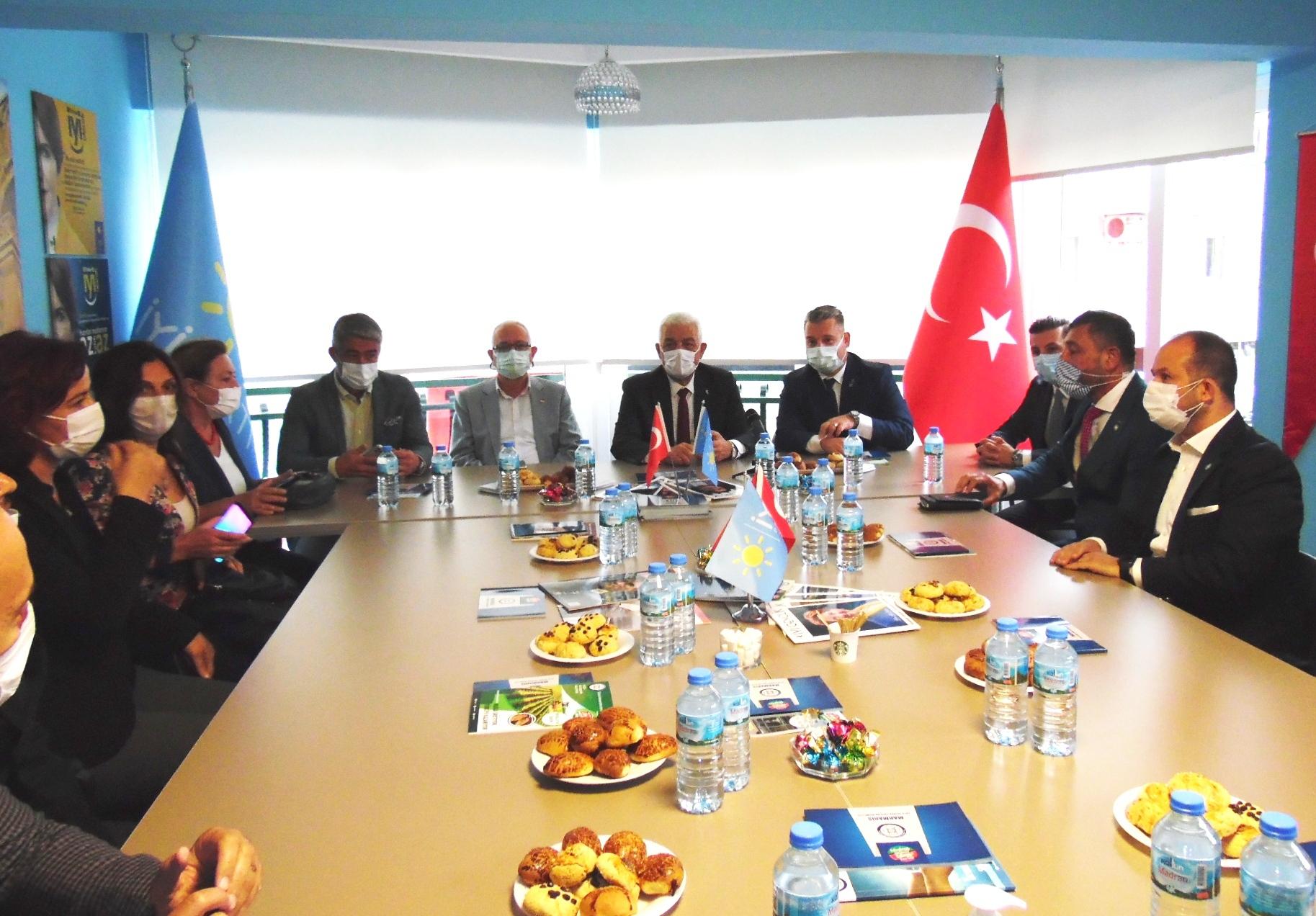 Muğla İYİ Partive CHP Cumhuriyet Bayramını birlikte kutlayacak!