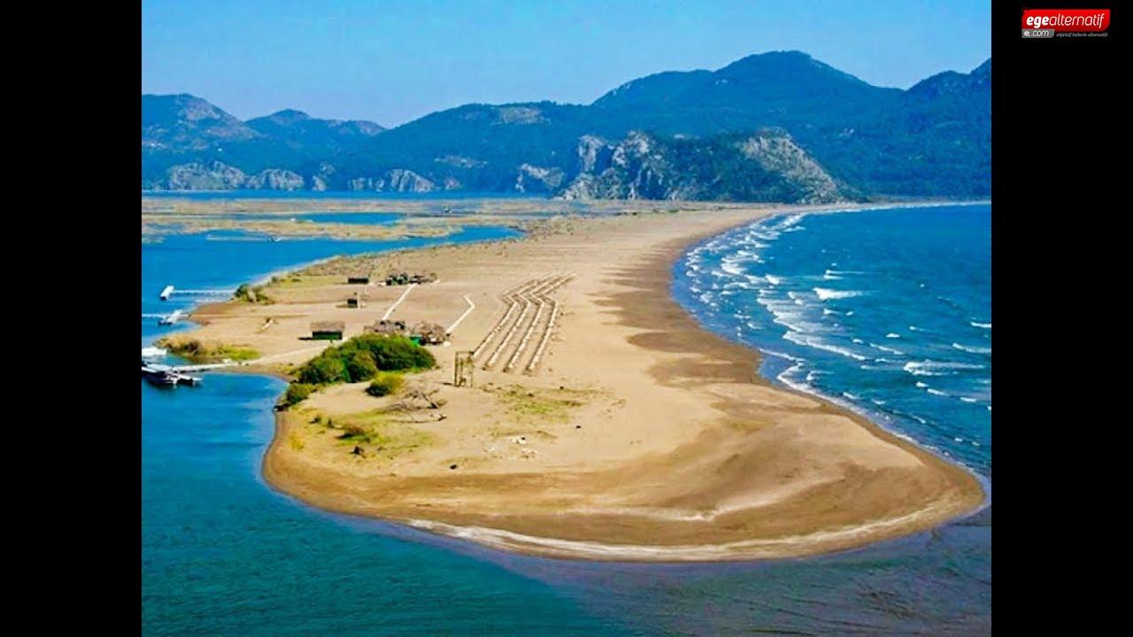 Muğla'nın sahili Avrupa'nın en iyi plajları arasında yer aldı!