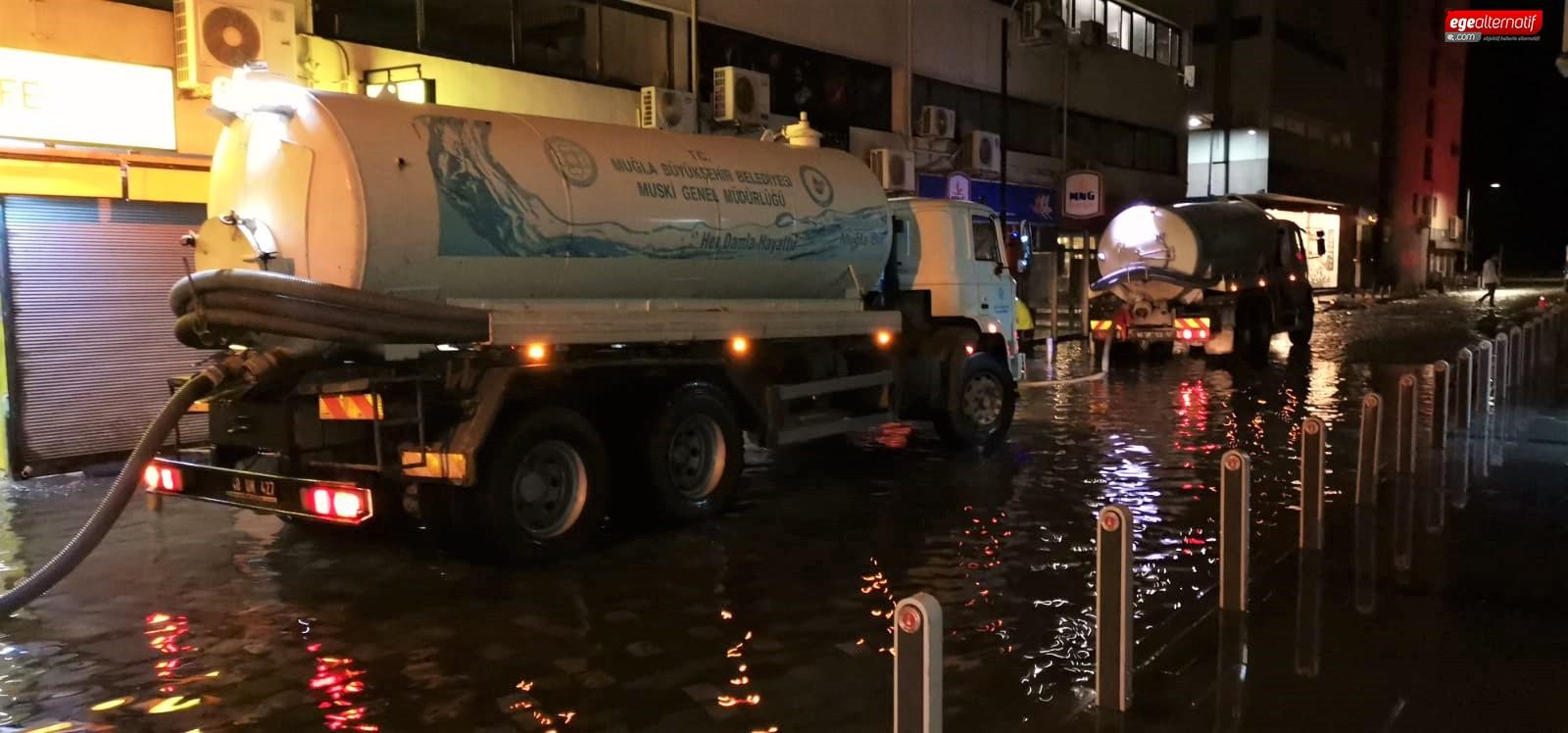 MUSKİYaşanan Sel Felaketi Sonrası İzmir'in Yanında