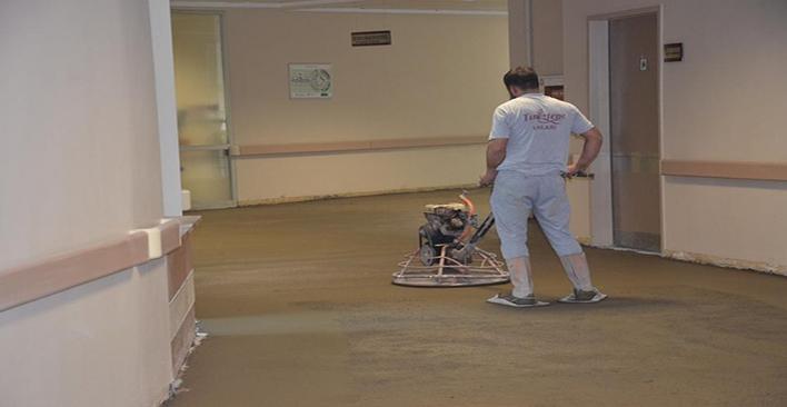 Nazilli Devlet Hastanesi'nde tadilat başlatıldı