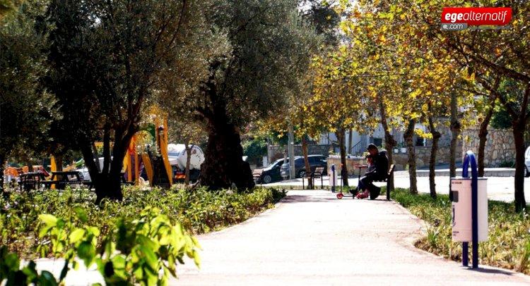 Pedasa Leleg Parkı Hizmete Açıldı