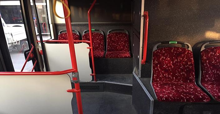 Toplu taşımada 'yeşil koltuk' uygulaması