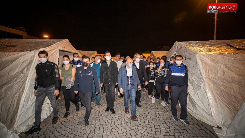 Tunç Soyer son durumu açıkladı: Deprem çalıştayı düzenlenecek