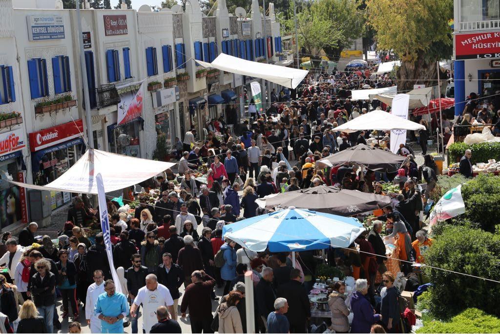 Türkiye'nin en lezzetli festivali, bu hafta sonu Ortakent'te