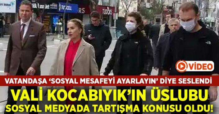 Uşak Valisi Funda Kocabıyık'ın sert uyarısı sosyal medyada tepki çekti!